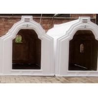 Buy cheap Durable Small Homemade Poly Ethylene Calf Hutches With UV - Resistance from wholesalers