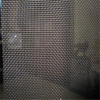 China Plain weave 16X16 security fly screen for aluminium insect screen door on sale