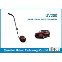 China UV200 Under Vehicle Checking Mirror / Portable Inspection Mirrors RoHS Passed on sale