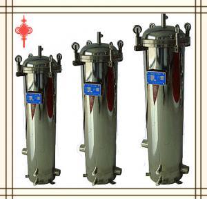 Single Filtration Bag Filter Press Manufactures