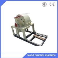 Model 1000 tree branch bamboo wod logs wood sawdust crusher machine Manufactures