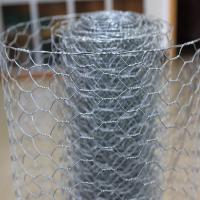 China High Tensile Strength Hexagonal Wire Mesh Chicken Wire Mesh Poultry Netting on sale