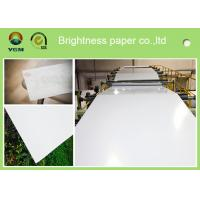 Moisture Proof Offset Printing Paper / Laser Print Paper for newspaper Anti Curl Manufactures