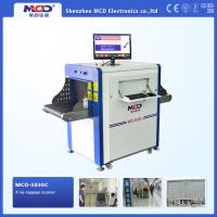 Multi - Energy X-Ray Inspection Machine For Cargo With 200kg Load Manufactures