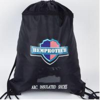 custom printing polyester/ nylon drawstring bag Manufactures