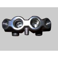 Automotive Investment Castings , Machineed CNC Milling Parts With Bending / Punching Manufactures