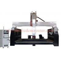 China HSD 5-axis cnc router for 3d sculpture carving on sale
