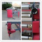 Automatic Roller Heat Press Machine / Paper Film Printing Machine Manufactures