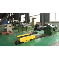 Quality Vertical Transformer Silicon Steel Sheet Slitting Line Machine High Precision for sale