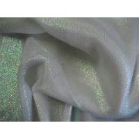 Silk/Metallic Geogette Manufactures
