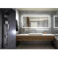 China ROVATE Stainless Steel Shower Panel Sanitary Ware 1500mm*200mm Customized on sale