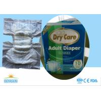 Chemical Free Adult Disposable Diapers Cotton Adult Nappies For Women Manufactures