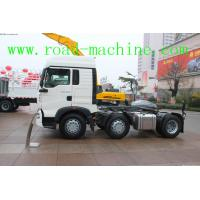 HOT SALE SINOTRUK HOWO 6 X 2 TRACTOR TRUCK EURO II/III , WHITE BLACK AND OTHER COLOR YOU LIKE , Manufactures