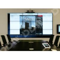 Multi Monitor Control Room Video Wall 55 Inch RS232 Control Surface DDW-LW550HN16 Manufactures