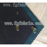 Waterproof protecting cotton polyester woven clothing fabric SFF-072 Manufactures
