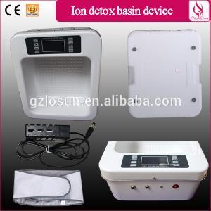 2015 Ion Detox Basin Foot Spa Machine LS-156 Manufactures