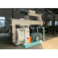 Ring Die Poultry Pellet Machine For Animal / Livestock Pellet Making Manufactures