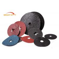 150mm P40-240 Grit Circular Sanding Discs Polishing Marble , Stone , Grantite Manufactures