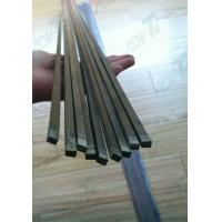Industrial Rectangle Titanium Rod Bar TC4 Ti 6Al 4V Bright Surface Manufactures