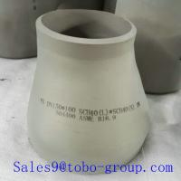 Butt weld fittings concentric pipe reducer wp h