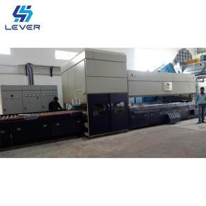 China OEM Bi-direction Flat and Bending Glass Tempering Machine Glass Toughening Furnace on sale