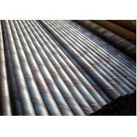 S355 Large Diameter Spiral Welded Steel Pipes , Underground Water Pipeline Manufactures