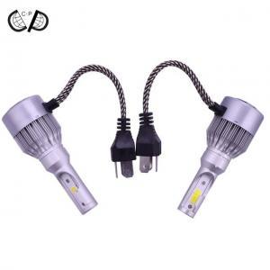 China CREE H4 LED Headlight Conversion Kit Engineering Beam Pattern Design on sale