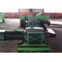 Quality 5-12mm Hydraulic Crimped Steel Wire Mesh Machine For Ore Screening for sale