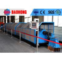 High Efficient Wire Cable Stranding Machine For AAC Wasp Conductor Manufactures