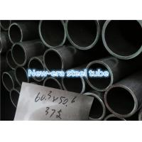 GB 18248 37Mn 30CrMo Large Diameter Steel Pipe Seamless For Gas Cylinder Manufactures