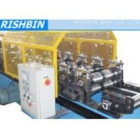 Eaves Trim Ridge Flashing Roof Panel Roll Forming Machine with Manual Coiler Manufactures
