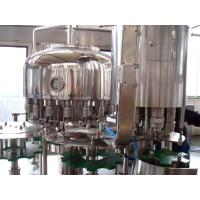 Automatic Water Bottle Filling Machine , 5 Gallon Mineral Water Plant Manufactures