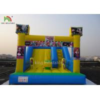 China Commercial Inflatable Dry Slide For Parties Rental Customized Size on sale