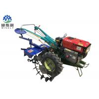 Dry Land Hand Held Tractor / 2 Wheel Walking Tractor  2.25 X 80 X 1.1 M Dimension Manufactures