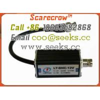 Scarecrow™ BNC-12V monitoring system, coaxial system computer to avoid surge of lightning Manufactures
