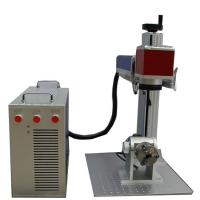 100X100MM Portable Mini Laser Marking Machine For Motorcycle Accessories Manufactures