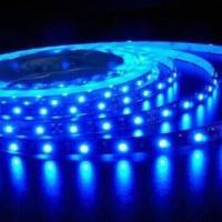 China Waterproof Blue LED Rope Light with 30 LEDs and 120 to 180° Beam Angle on sale