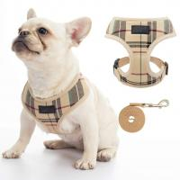 Soft Mesh Dog Harness Comfort Padded Puppy Vest No-pull Breathable Materials Manufactures