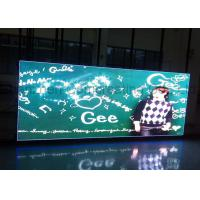 Customized P3 Full Color SMD LCD Video Wall Display Fixed Installation Front Service Manufactures