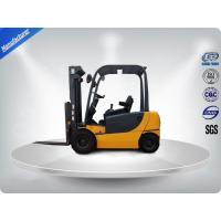 China Electric Narrow Aisle Forklift / Three Wheels reach truck forklift With SME AC controller on sale