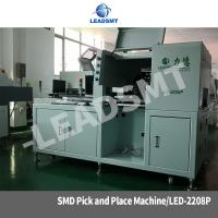 smd led pcb assembly machine ,led pick and place machine with nozzle heads adjustable ,smd pick and place machine Manufactures