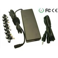 Universal Travel Automatic Laptop Power Supply Adapters 90W With 8 DC Tips Manufactures