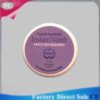 China New 12g Professional Eyeliner Anaesthetic Biotouch Numb Fast Cream Pain Relief Cream For Eyebrow Eyeliner Lips Tattoo on sale