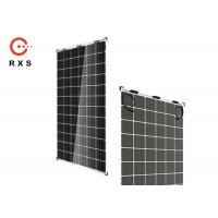 China Safe Dual Glass Solar Panels , Monocrystalline N Type Solar Cell 385W / 72cells / 24V on sale