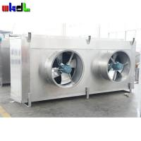 China power saving industrial mobile evaporative air compressor oil cooler on sale