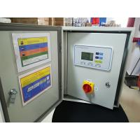 IP54 Digital Pump Controller 0.75-250kw , Control Two Pumps By Inner Pcb Drive Manufactures