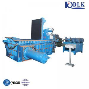 China Y81-250 High Efficiency Scrap Baler Machine/Hydraulic Scrap Metal Baler /blue on sale