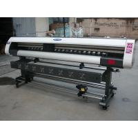 1.8m Low Cost 1440dpi High Precision Eco Solvent Inkjet Printer Machine for flex vinyl PP printing Manufactures