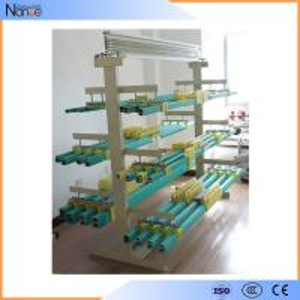 China Single Pole Insulated Conductor Rail 500 to 800A for Bridge Crane on sale