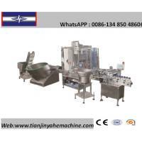 ZP1000F Stainless Steel Made Automatic High Speed Powder Filling Line Manufactures